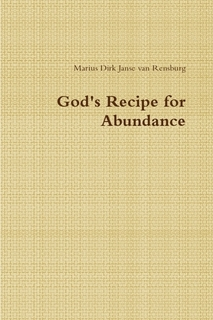 God's Recipe for Abundance